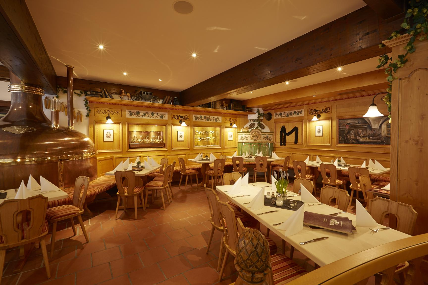 Café & Brauhaus zur Mühle - Familie Drubba :: Hotels, Touristik ...